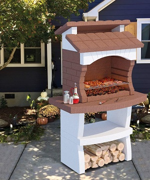Brick BBQ & Grill Barbecues