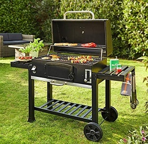 Charcoal BBQ & Grill Barbecues