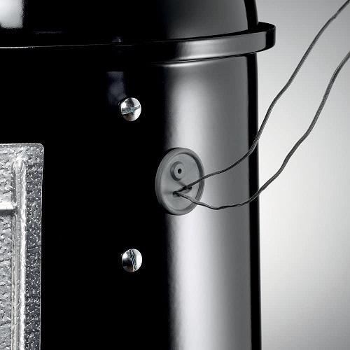 Smokey Mountain Weber temperature monitor control