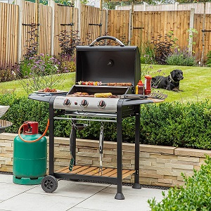 Wood BBQ & Grill Barbecues