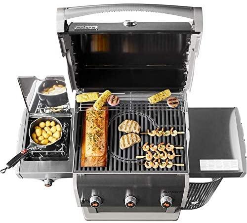cheap weber Spirit E-320 Premium GBS Gas Barbecue Grill price
