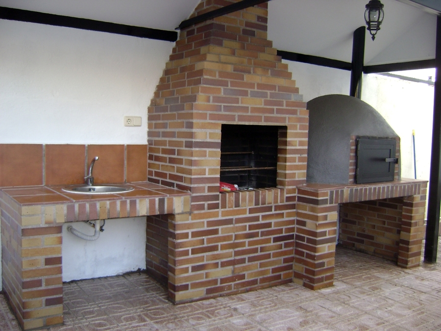 how much space you have to place your barbeque or mansonry bbq