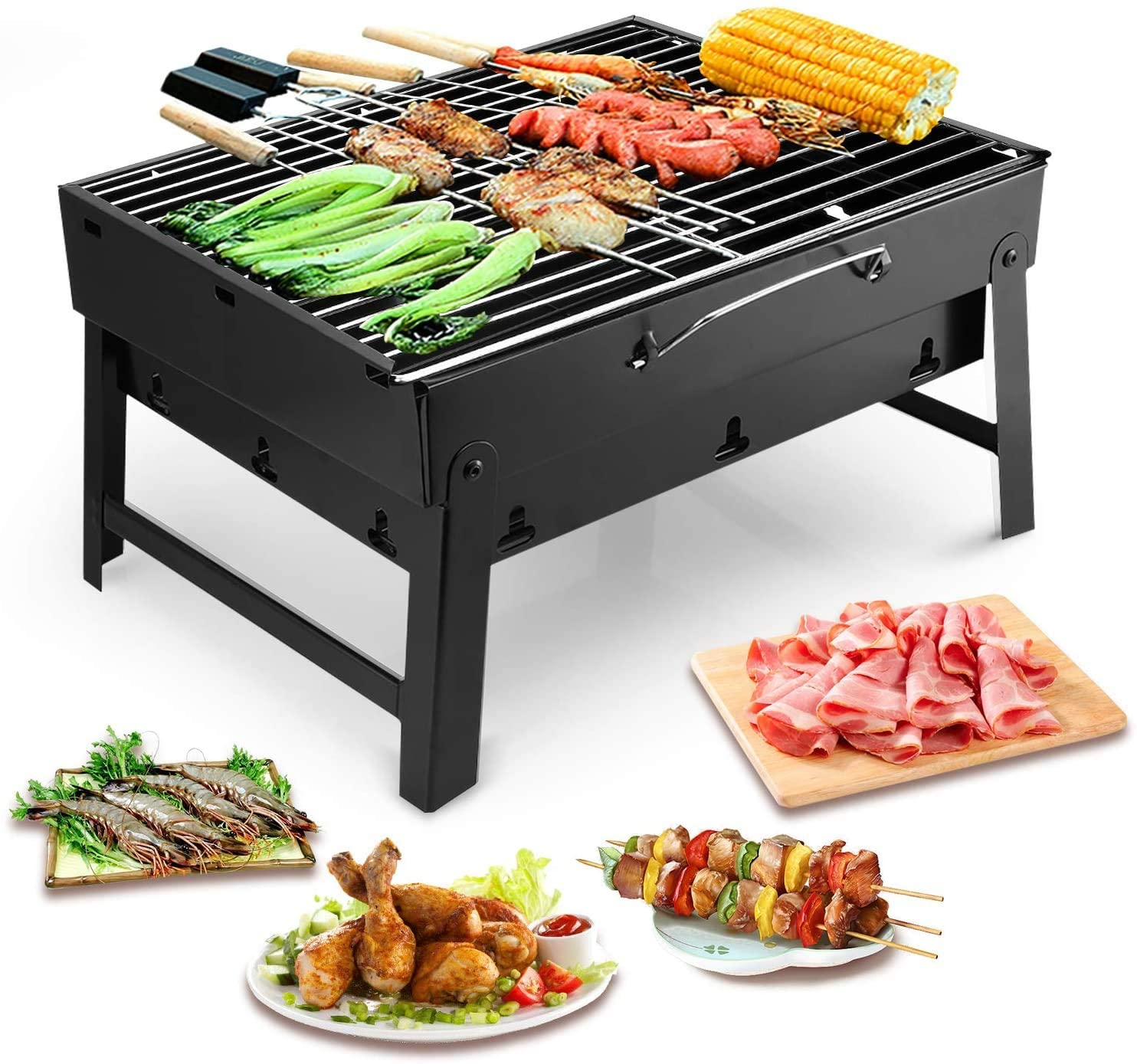 portable bbq for barbecue grill lovers