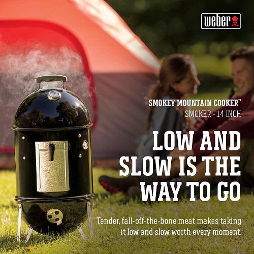 smokey mountain weber cooker design for weber charcoal bbq