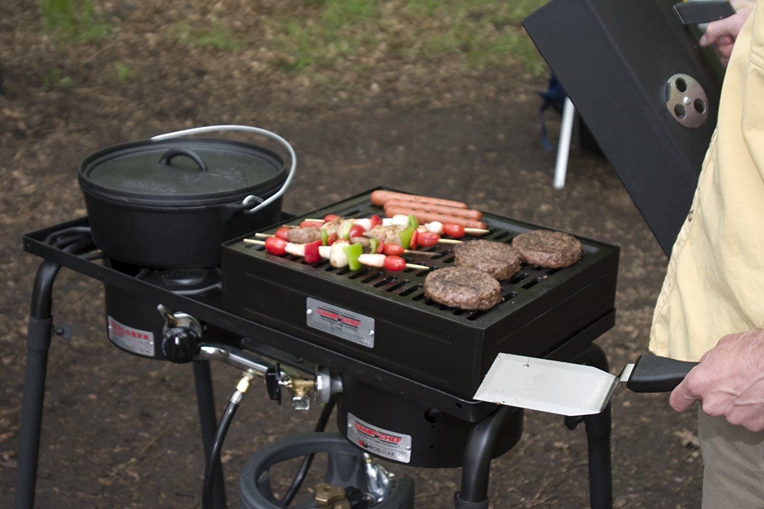 what is a portable barbecue camper enjoy a barbeque day